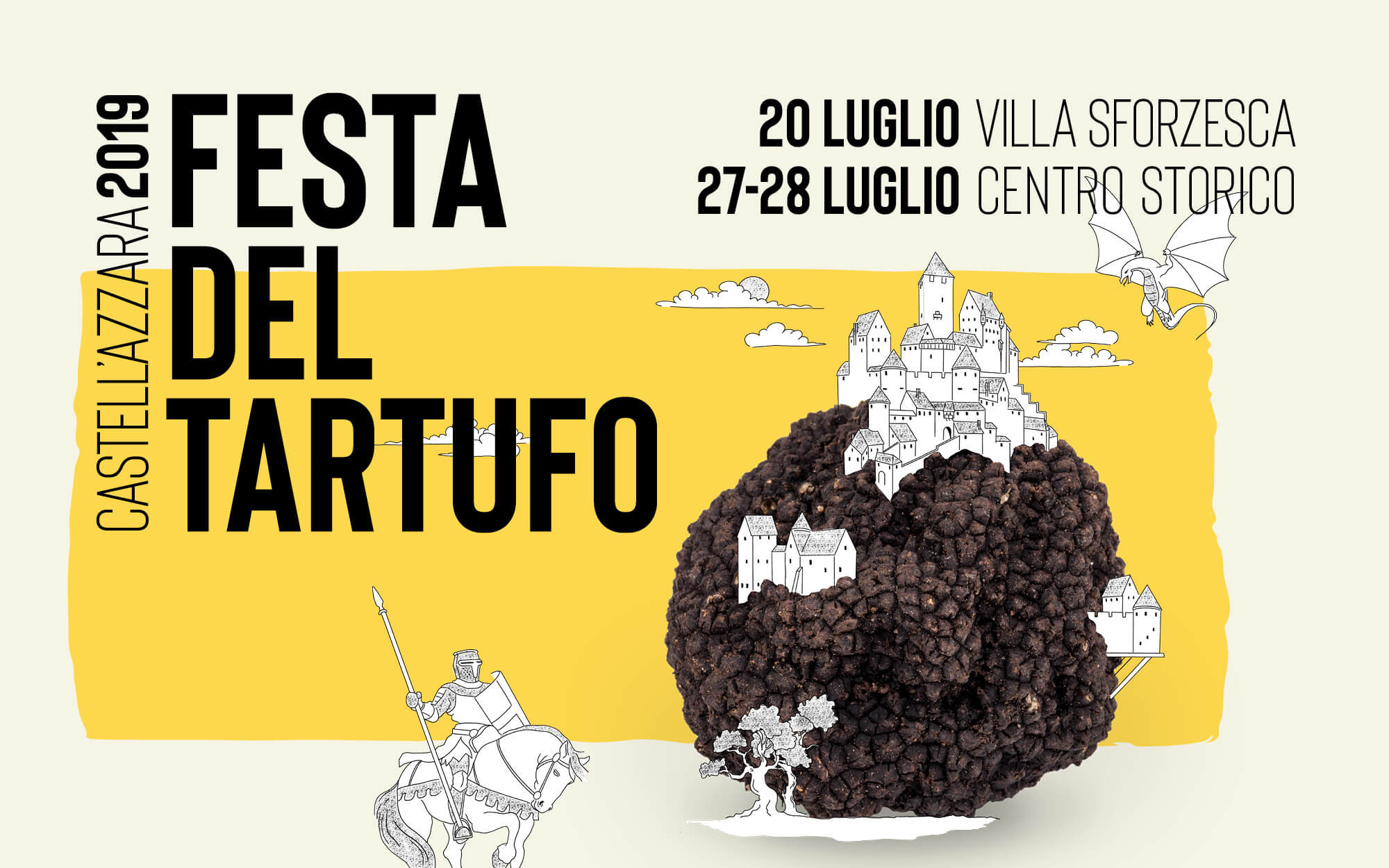 Tartufai Amiata, Festa del tartufo